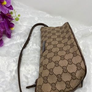 Gucci Bags - Preowned Authentic GG Gucci Mini Satchel Bag